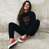 blouse,yeah bunny,sweatshirt,hoodie,rose,grunge