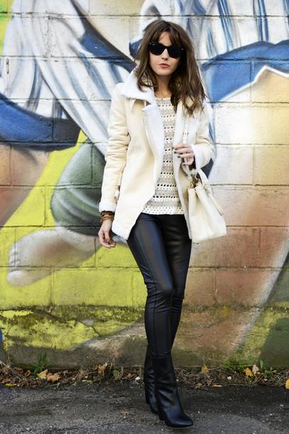 lovely pepa jacket sweater shoes bag pants