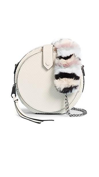Rebecca Minkoff mini fur bag