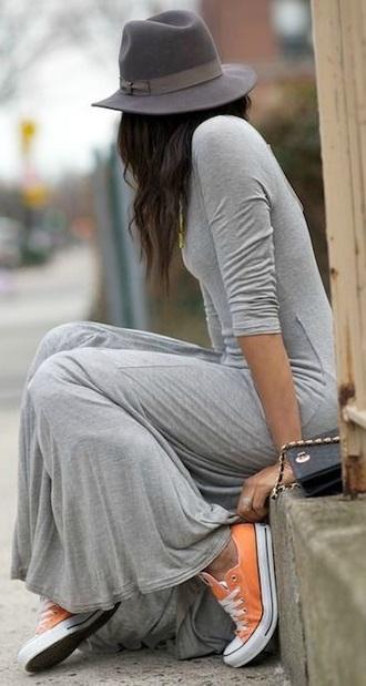 dress grey maxi maxi dress grey dress