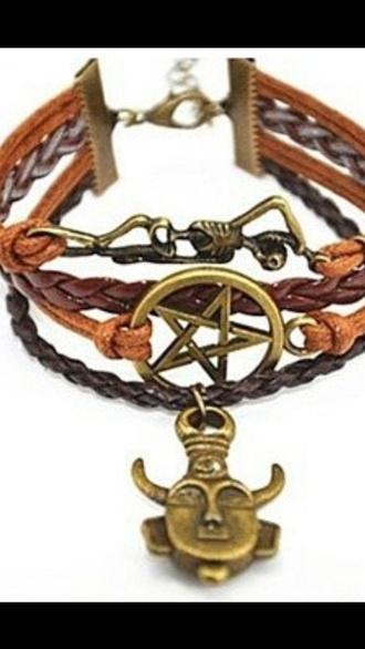 jewels bracelets supernatural dean winchester