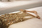 dress,gold sequins,glitter dress,top,luxury,sequins