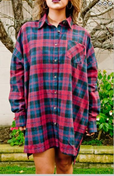 Flannel Dresses