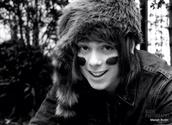 hat,fur beanie,beanie,raccoon fur,real fur pom pom beanie,fur hat