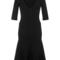 V neck mini dress | moda operandi