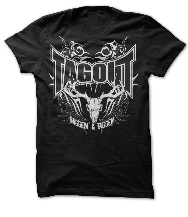 Tagout Tribal Design T-Shirt & Hoodie