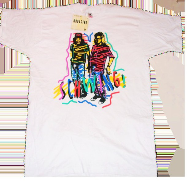 shirt waynes world