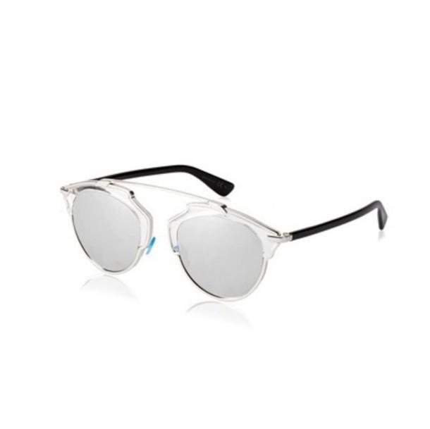 0250dd58e06 sunglasses bikini luxe silver metallic mirrored sunglasses