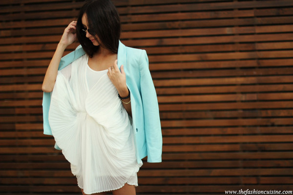 white dress streetstyle stylemoi elegant dress summer dress dress