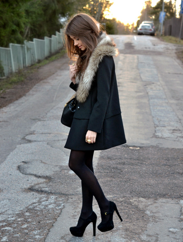 jacket winter outfits fashion shoes coat