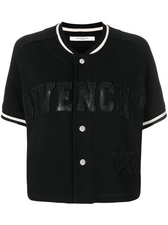 jacket baseball jacket baseball short women cotton black wool