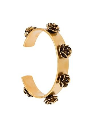 cuff metallic jewels