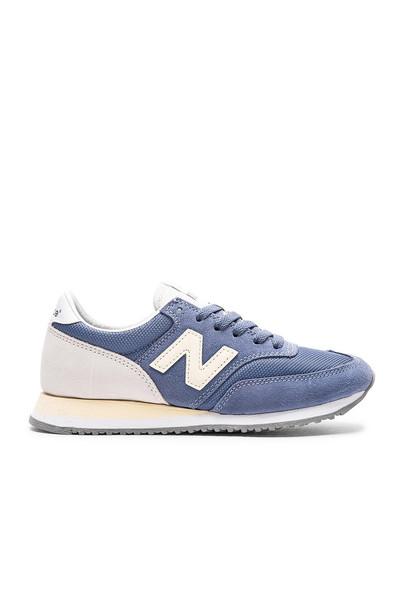 New Balance athleisure blue