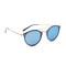 Oliver peoples eyewear remick sunglasses - denim rose gold/blue