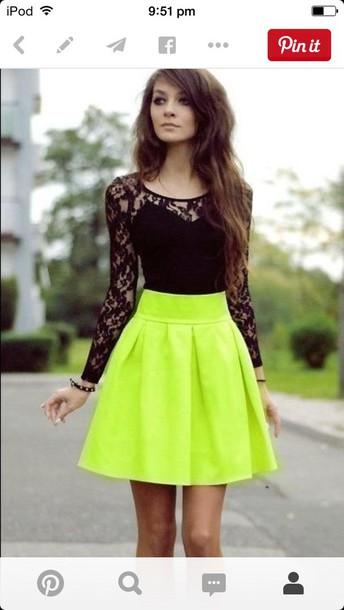 shirt black lace