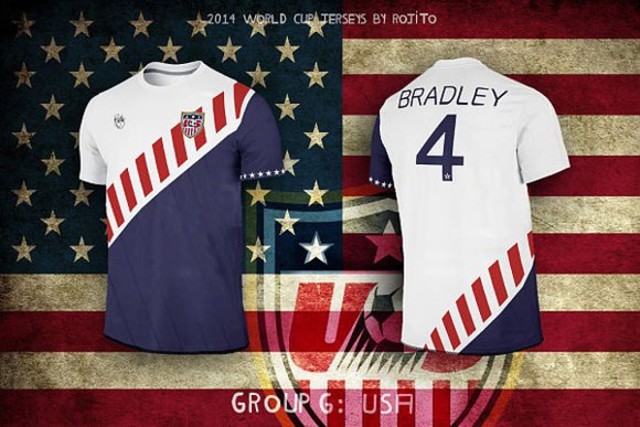 perfecto t-shirt howard football fußball jersey world cup soccer usa flag hoodie