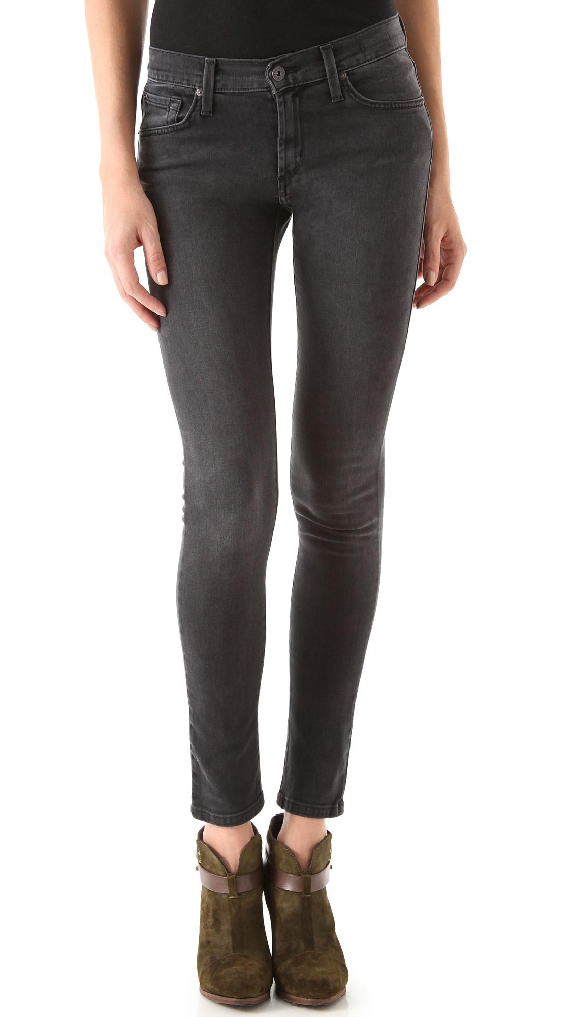 James Jeans Twiggy 5 Pocket Skinny Jeans   SHOPBOP