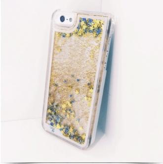 home accessory phone cover cute stars glitter