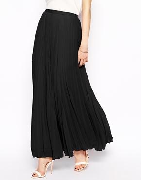 ASOS | ASOS Pleated Maxi Skirt at ASOS