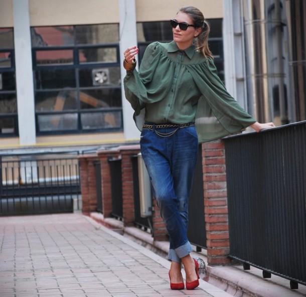 my daily style mireia blouse