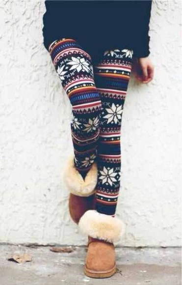 pants leggings stripey festive tumblr uggs beaut hot pretty girl grunge seag swaggy cute