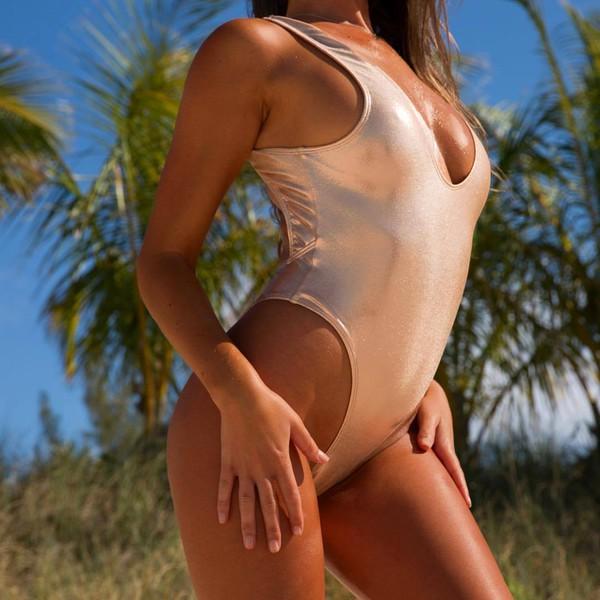 swimwear gold swimwear