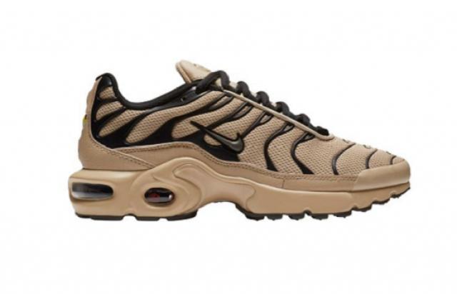 AUTHENTIC Nike Air Max Plus TN Desert Ridgerock Black 655020