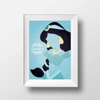 home accessory disney princess princess poster disney kids room