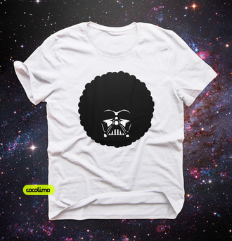 star wars t-shirt darth vader funk funky afro hairstyles funk vader dark vader cocolima mask disco galaxy print clothes nerd freak force jedi boss cult hilarious funny lado oscuro dark side dark menswear empire movie t shirt music shirt smiley illustrated people illustration comic shirt villain parody universe galactic futuristic