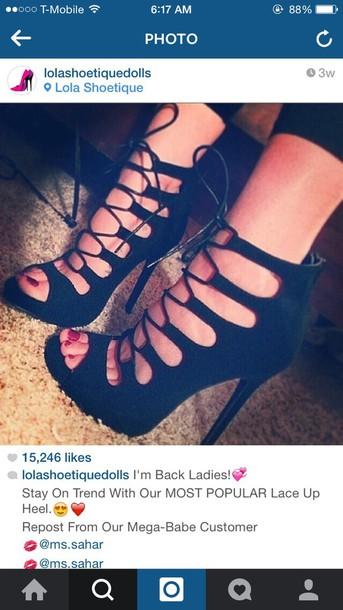 shoes black black shoes