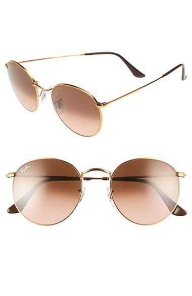 ecd533c087 Ray-Ban Icons 53mm Retro Sunglasses