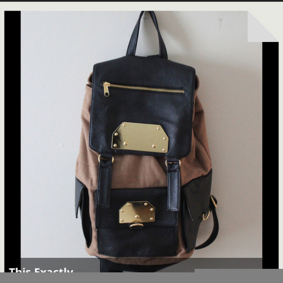 bag backpack bookbag school