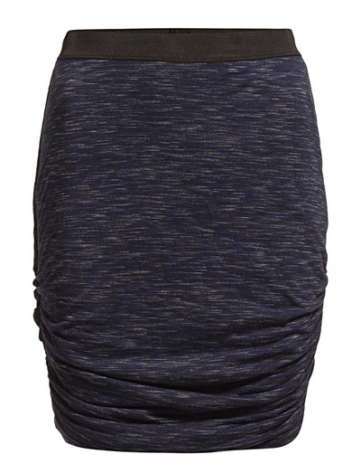 Vero Moda Lilja Short Skirt It (Peacoat) - Køb og shop online hos Boozt.com
