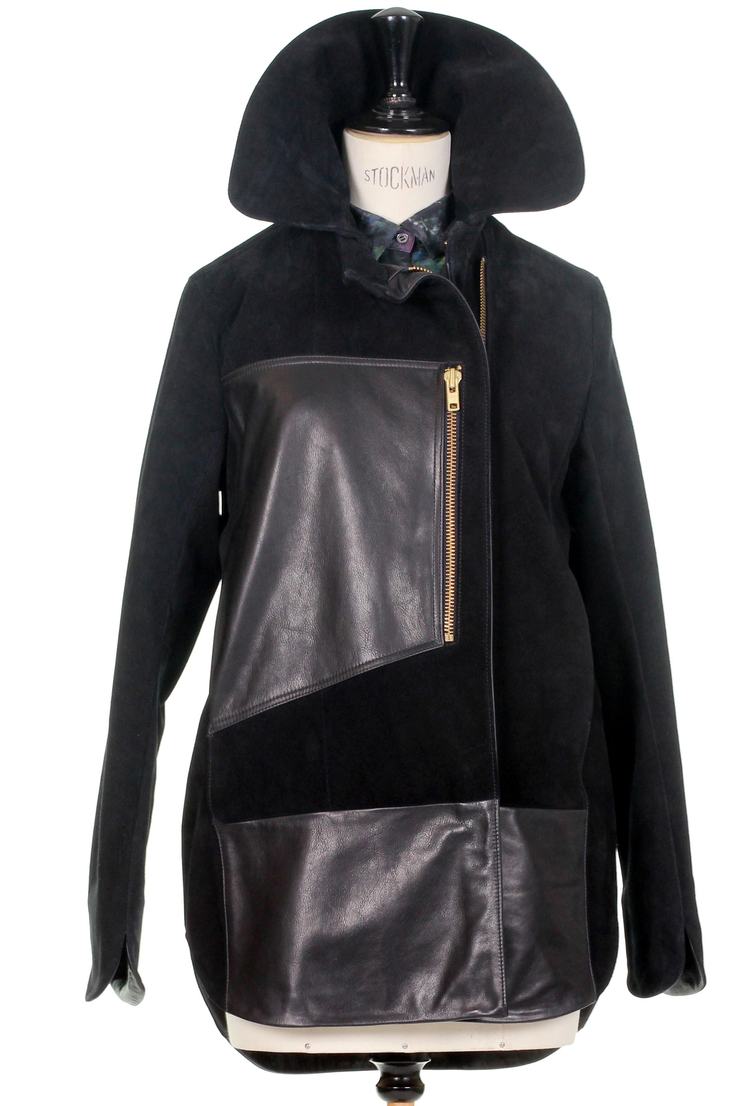 Eliza suede/leather