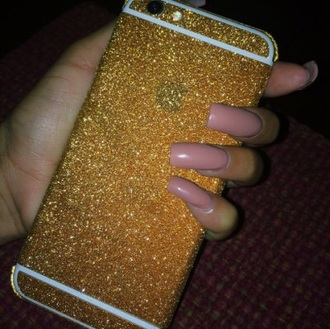 phone cover iphone iphone 6 case gold case gold cases iphone 6 plus iphone 6 cover iphone 6 shiny skin