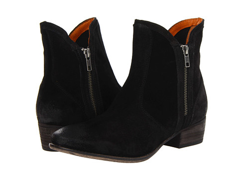 Seychelles Lucky Penny Black Suede - Zappos.com Free Shipping BOTH Ways