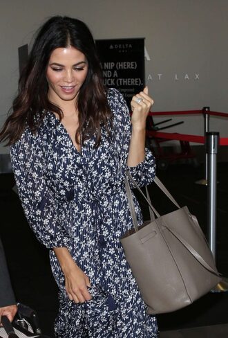 dress midi dress jenna dewan floral dress spring dress
