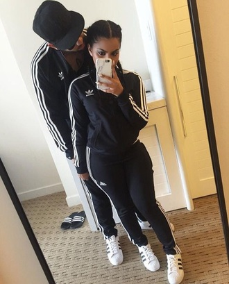 pants adidas pants adidas leggings black