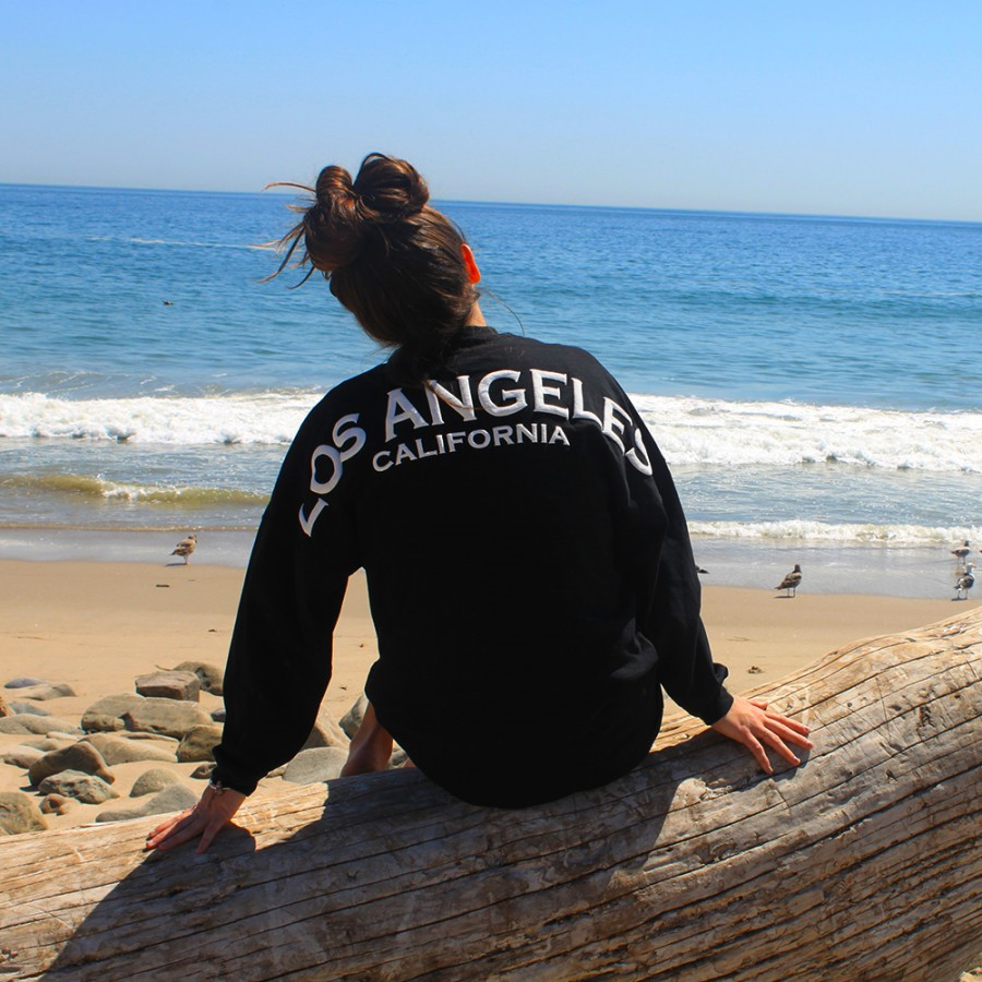 Los Angeles Spirit Jersey® in Black