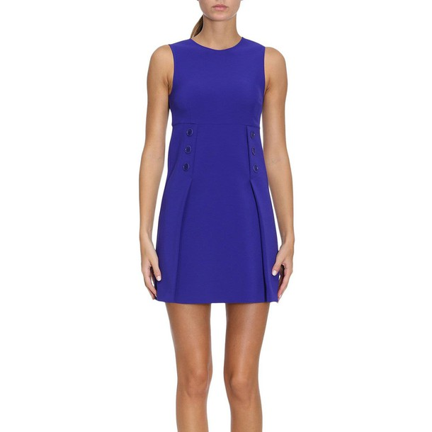 Parosh dress women blue