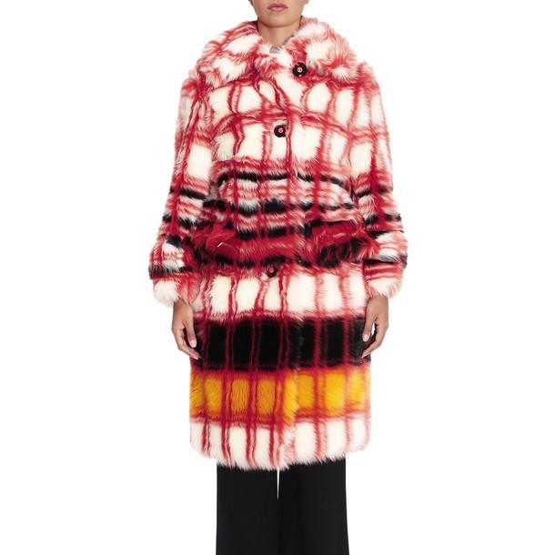 Miu Miu coat women orange