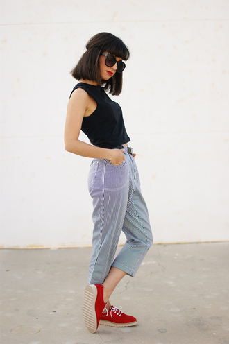 vintage shoes for her sunglasses pants shoes