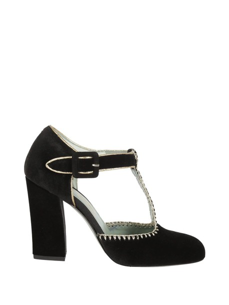 Paola DArcano pumps black shoes