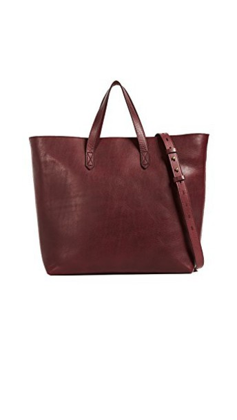Madewell zip new dark bag