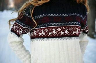 sweater christmas warm winter outfits