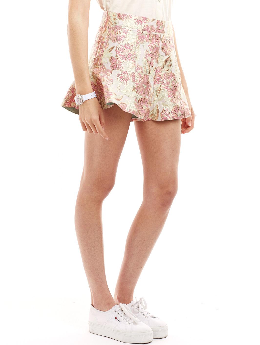 Alix Pink Shorts - Women's Bottoms Endless Rose - 44221