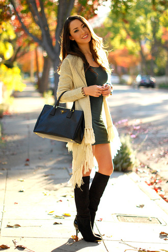 hapa time sweater dress shoes jewels bag