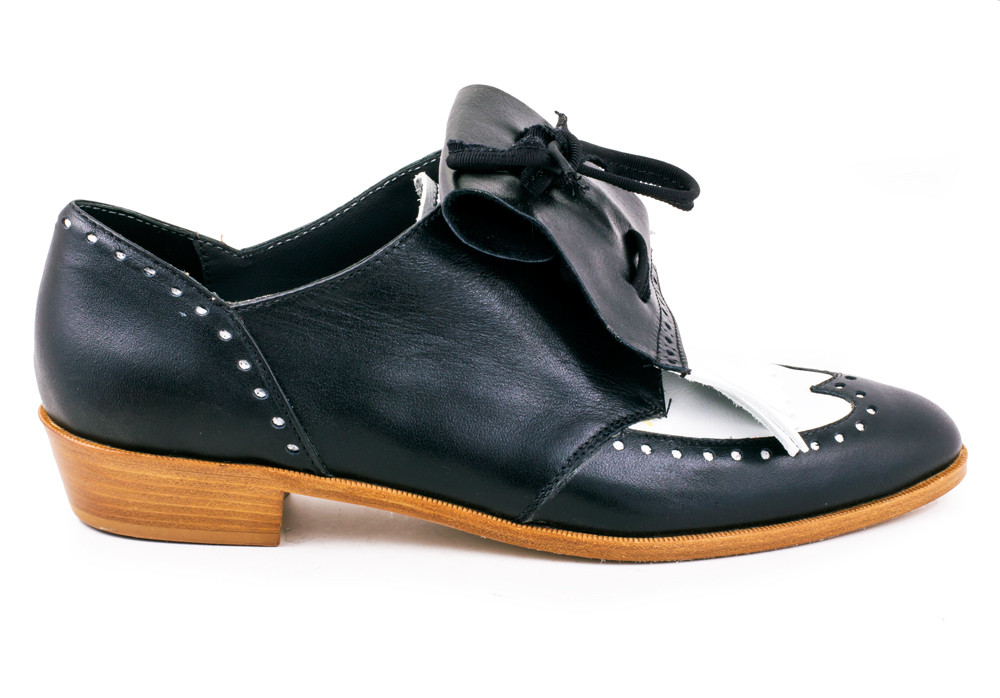 Spectator Oxford leather sole