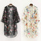 Jane floral kimono | outfit made