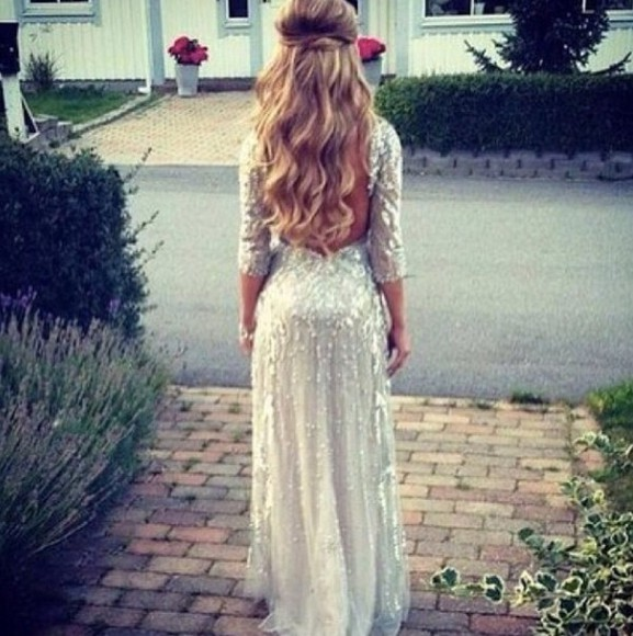 dress prom dress long prom dresses maxi dress long dress silver dress silver glitter glitter dress glitter